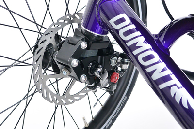 dumont front suspension