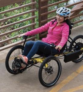terratrike rambler evo rider