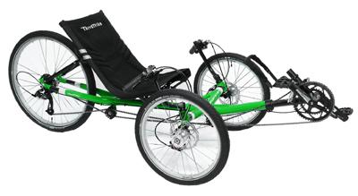 terratrike sportster green